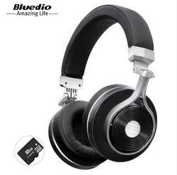 AZN Bluedio T3 Plus Wireless Bluetooth Headphones/headset With Microphone/Micro SD Card Slot Bluetooth Headphone/headset