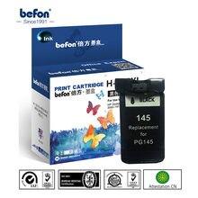 Befon互換145黒インクカートリッジ交換用キヤノンPG-145 PG145 pg 145用MG2410 2410 2510 IP2900 2900プリンタ