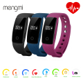 Heart Rate Monitor Smart Bracelet Pedometer ID107 Smart Wristband Fitness Tracker for andriod IOS Smart Band