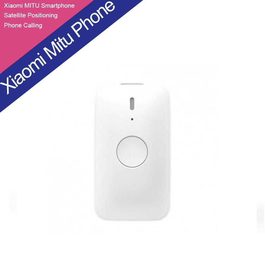 ФОТО 2016 Newest Xiaomi Mi Bunny MITU Smartphone Finder Satellite Positioning Location Device Phone Calling Control By Phone APP