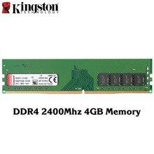 Kingston оригинальный DDR4 2400 МГц 4 GB 8 GB памяти Intel игровой памяти Оперативная память памяти ПК высокое Скорость Оперативная память S для настольных памяти палочки 1 шт