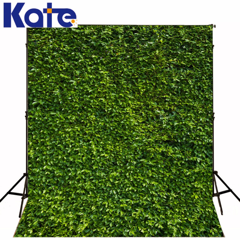 KATE Green Screen Weeding Photography Backdrops Green Grass Wall Backgrounds For Photo Studio Cotton And Washable Backdrop 300 600cm 10ft 20ft backgrounds backdrop wedding photography backdrops grass covered door photography backdrops