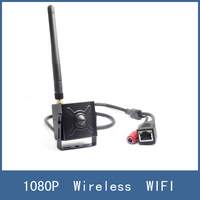 1080P HD Mini Wireless H 264 WIFI IP Camera 1 2 8 SONY Hi3516C IMX322 3
