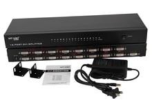 MT-DV16H 1 в 16 из монтажа в стойку DVI HD видео дистрибьютор 1 минуту 16 1080 P