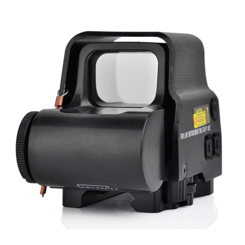 Lunette de visée optique SEIGNEER lunette de visée holographique XPS 2-0 rouge vert Dot & QD Mount chasse airsoft air gun collimateur