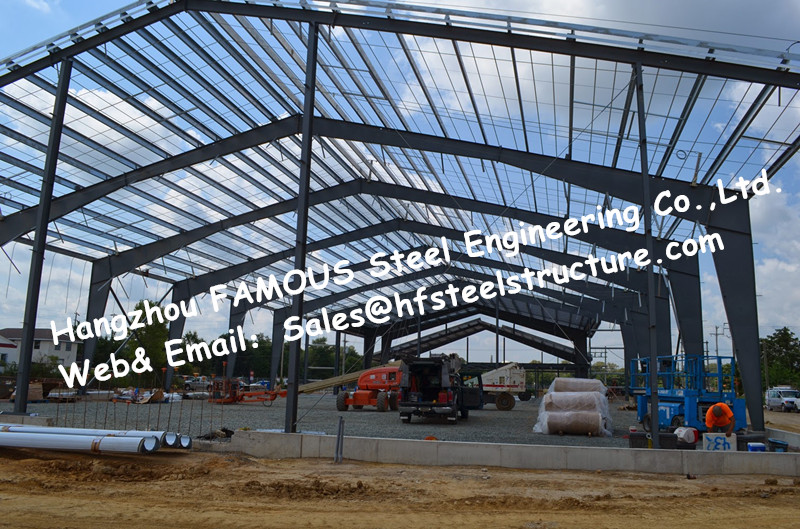 China Construction Company In New Zealand Australia For Steel Building Project Design And Build
