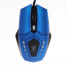 6 Buttons 3200 DPI Ultra Gaming-Grade Optical Precision Optical Wired Gaming Mouse Mice For PC Laptop Computer Pro Gamer
