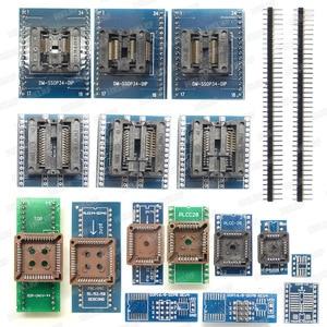 Image 5 - 100% Original New XELTEK SUPERPRO 6100 6100N Programmer +45 adapters  IC Chip Device Programmer NEWEST version  +EDID Cable