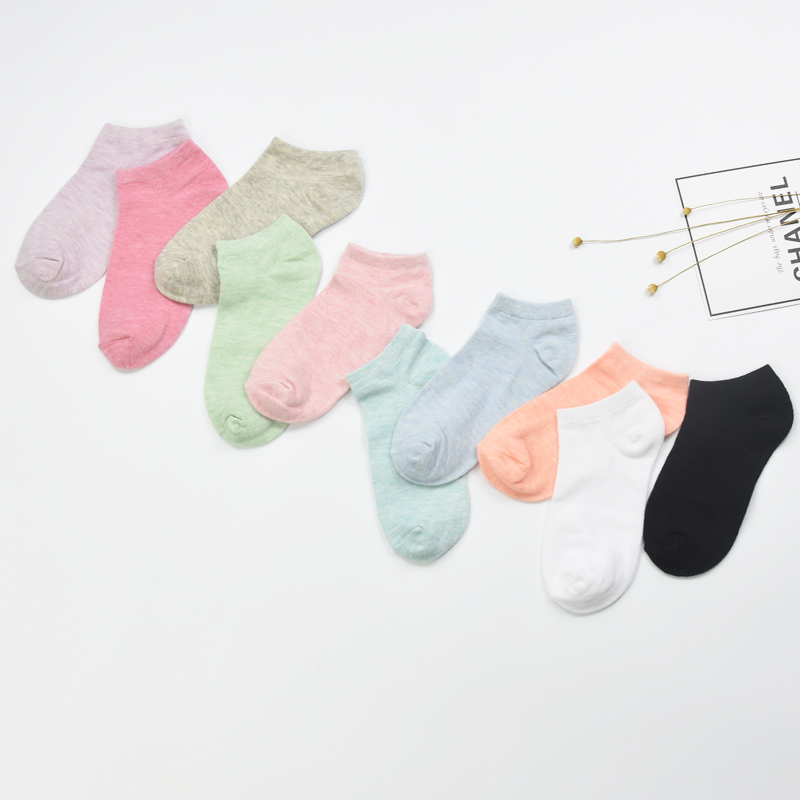 10Pair Candy Colors Cotton Women Socks Snowflake Softable Woman Socks Sokken Vrouwen Calcetines Algodon Mujer Calzini Donna