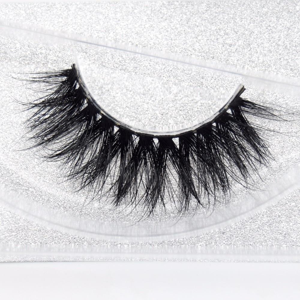 Visofree Lashes High Volume 3D Mink Lashes Reusable Dramatic Eyelashes False Eyelashes D120
