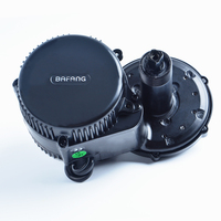 8fun Bafang Mid Drive Motor BBS01 BBS02 Electric Bicycle 36V 48V 250W 350W 500W 750W only MOTOR