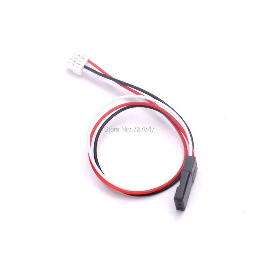 Mâle à mâle 200mm servo plomb fils câble récepteur contrôleur de vol Quadcopter pour carte