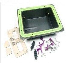 Radio / Accessories box (26cc gas boat) for RC Boat