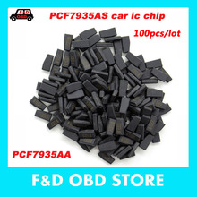 100 шт./лот+ PCF7935AS PCF7935AA транспондерный автомобильный чип 7935 PCF7935AA = PCF7935AS КПМ 7935 PCF7935 автомобильный IC чип
