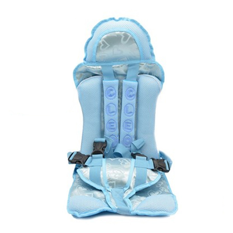 Baby Safety Car Seat Kids Chairs In Car Big Size For 9M-4Y 0-25kg Children Cotton Car Seats Infant Safe Seat Cushion