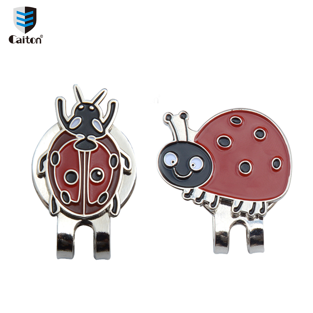 Image 5 - Caiton Cute insects Golf Ball Marker and Magnetic Hat Clip-in Golf Training Aids from Sports & Entertainment