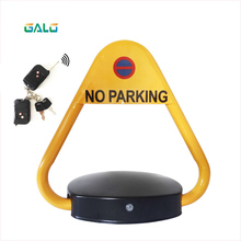 VIP parking space Automatic remote control triangle parking barrier lock for car remote control automatic parking barrier with a height of 35cm