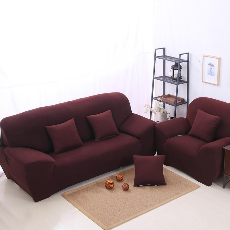 aliexpress.com : acquista divano copertura 1/2/3 sedile per ... - Divano Soggiorno Ad Angolo 2