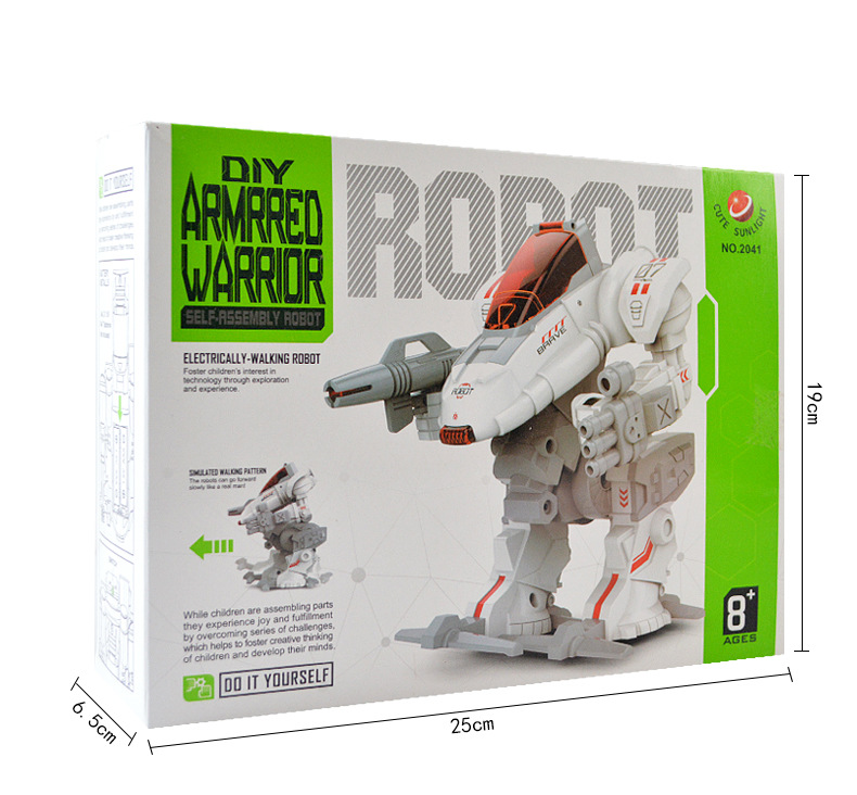 Remote Electric Educational Robot 18