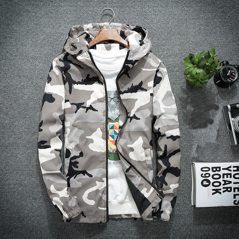 Mountainskin Men s New Jackets Spring Autumn Casual Coats Hooded Jacket Camouflage Fashion Male Outwear Brand Mountainskin Men's New Jackets Spring Autumn Casual Coats Hooded Jacket Camouflage Fashion Male Outwear Brand Clothing 5XL SA637