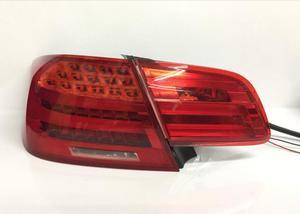 Image 2 - Vidéo, 4 pièces style de voiture pour E92 feux arrière 2007 ~ 2011 pour E92 feu arrière LED + clignotant + frein + lumière LED arrière