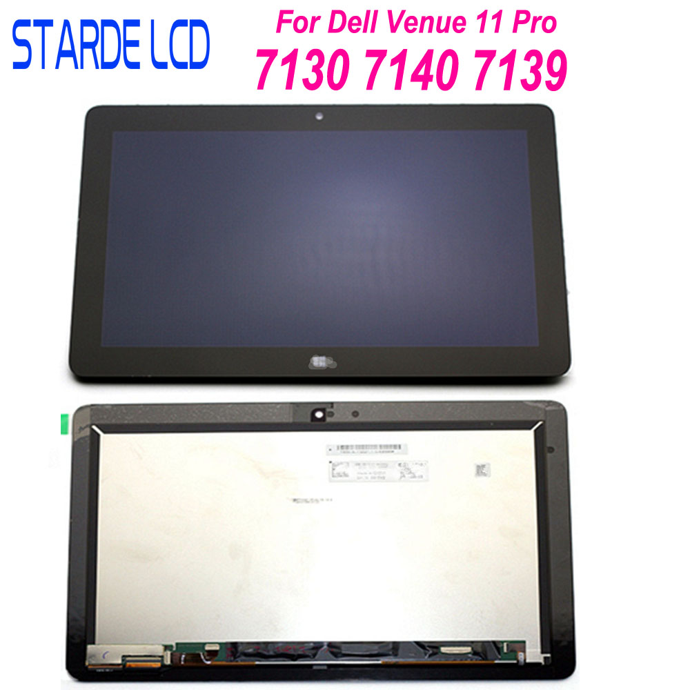 10.8 Lcd For Dell Venue 11 Pro 7130 7139 5130 7140 Lcd Display Touch Screen Digitizer Replacement