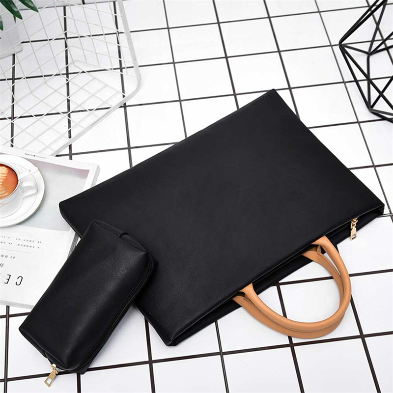 2020 New Universal Laptop Bags Shoulder Bag 13 14 15 inch Notebook Handbag Sleeve Case For MacBook Air pro 13 15 HP Dell Acer