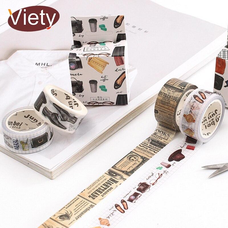 2cm*7m Poster food washi tape DIY decoration for scrapbooking planner masking tape adhesive tape kawaii stationery Клейкая лента