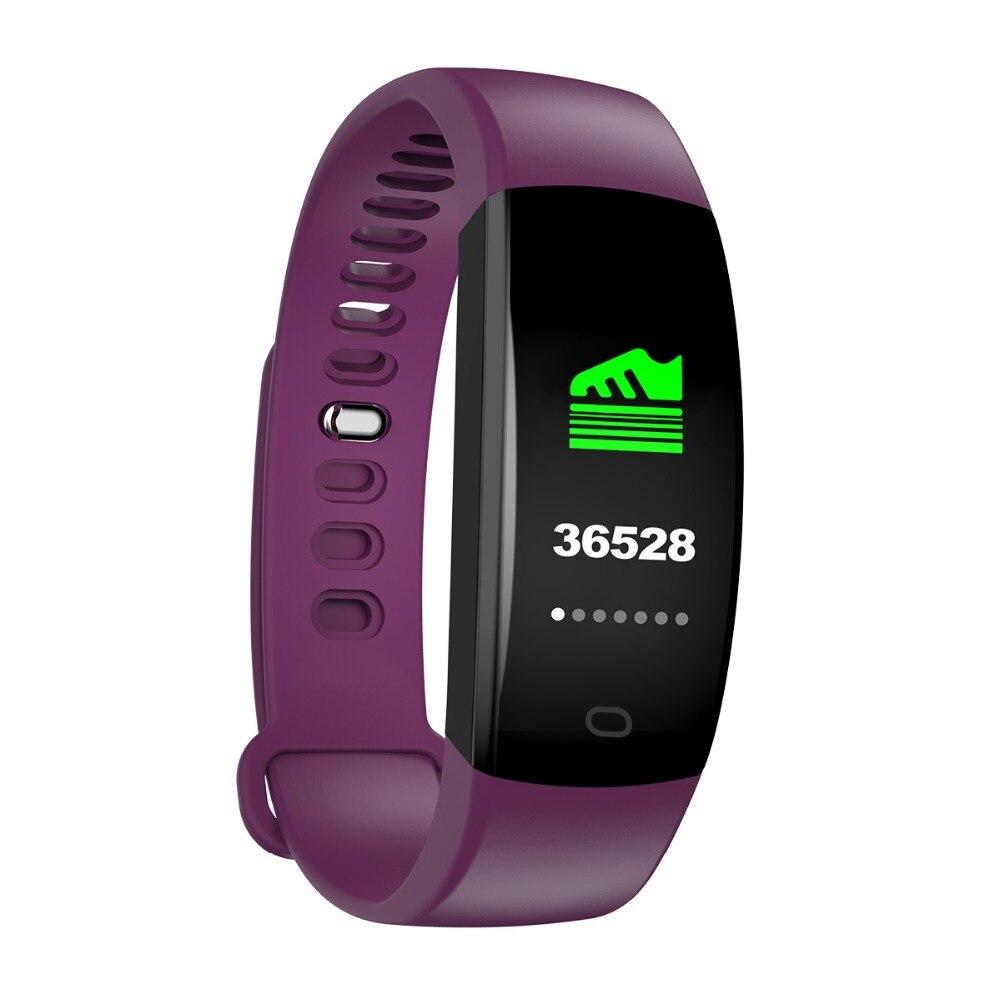 Smart Wristband 2018 Bracelet F64 Smartband gps waterproof sleep monitor Fitness Bracelet Smart Watch Call Alarm For iOS Android (44)