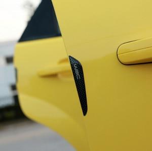 Car Door Scratch Protector Anti-collision Trim Stickers for Volkswagen VW Golf 4 6 7 GTI Tiguan Passat B5 B6 B7 CC Jetta MK5 MK6(China)