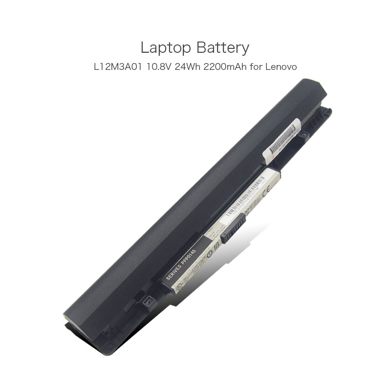 <font><b>10.8V</b></font> 24Wh <font><b>2200mAh</b></font> L12M3A01 L12S3F01 L12C3A01 Ultrabook Li-ion <font><b>Battery</b></font> for Lenovo IdeaPad S210 S215 S210touch S215touch Series image