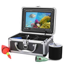 20M 30M 7 Color Digital LCD 1000TVL Professional Underwater Fish Finder HD DVR Recorder Waterproof Fishing Camera