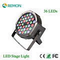 DMX Led Par Lamp 36w RGB LED Stage Par Light Wash Dimming Strobe Lighting Effect Lights for Disco DJ Party Show