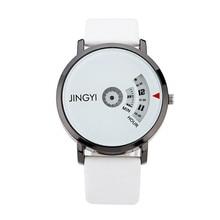 Top Branded Luxury High Quality Minimalist Calendar Quartz Watches Men Women Wild Tide Dress Watch Relojes Hombre Clock Mens #20