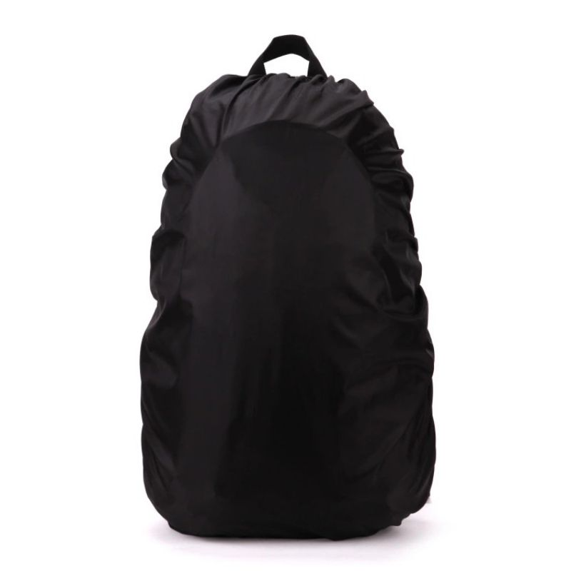 <font><b>35L</b></font> Outdoor Portable Waterproof Dust Rain Cover For Travel Camping <font><b>Backpack</b></font> Rucksack Bag Outdoor Bags Outdoor image