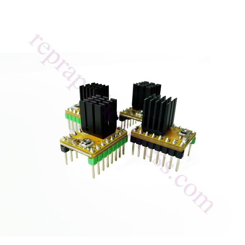Prix pour 4 pcs 3D Imprimante Accessoires Silencieux MKS LV8729 moteur pas à pas pilote ultra calme pour MKS ROBIN, MKS GEN, MKS SBASE et RAMPES 1.4