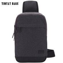 TINYAT Men Light Casual Waist Pack Chest Bag Pack Crossbody Bag Six Bags Functional Convenient Mobile Phone Belt Bag T602 Gray