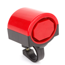 Bike Accessories Bike Bell Ultra-loud Road Bikes Kids Bicycle Electronic Bell Horn Cycling Hooter Siren Accessory Red Blue Black