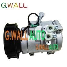 10S17C AC Compressor For Car Carterpillar 24V 8PK 1785545 1795544 2457779 295791NH 5848G CO1049CA 10365051 178-5545 305-0324