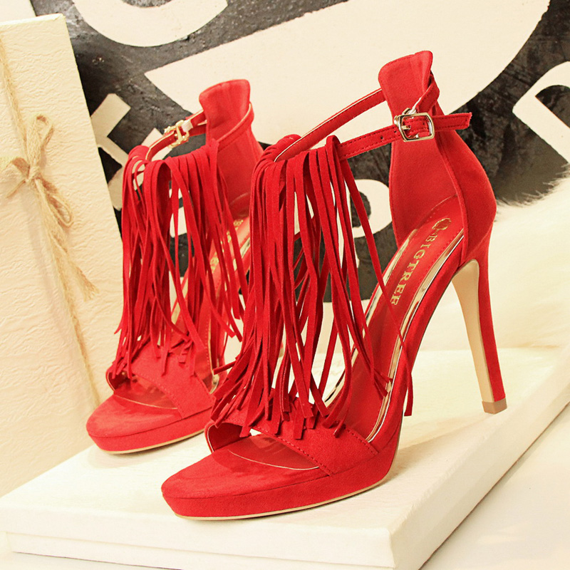 size 40 477b7 9cec5 BIGTREE-Women-Fringe-Decoration-Party-Shoes -2017-Hot-Sale-Solid-Flock-Super-Sexy-High-Heels-Cover.jpg
