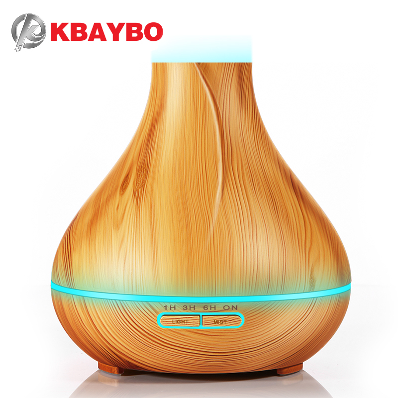 400ml Ultrasonic Air humidifier Aroma Essential Oil Diffuser Wood Aromatherapy Cool Mist Maker Fogger Air Vaporizer for Home400ml Ultrasonic Air humidifier Aroma Essential Oil Diffuser Wood Aromatherapy Cool Mist Maker Fogger Air Vaporizer for Home