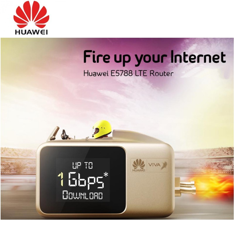 Enthousiast Lot Van 10 Stuks Mobiele Wifi 1g Dl Snelheid Ondersteuning Nfc Bluetooth Data Transmit Wakker Huawei E5788 Te Koop