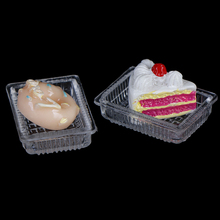 2pcs 1/12 Dollhouse Miniature Dolls Accessories Mini Resin Tray Simulation Food Plate Model Toys for Doll House Decoration 3pcs mini lolipop model dollhouse miniature drink play food doll house blyth bjd 1 6 1 8 1 12 doll toy kitchen food for barbies