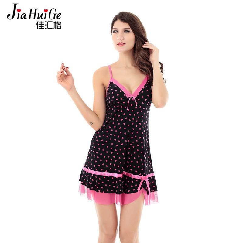 Jiahuige Summer Sexy Nightgown Womens Lingerie Strap Sleepwear Girls