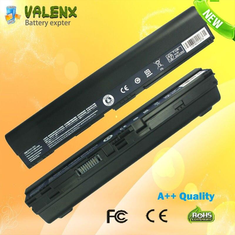 4 cells 2500mAh battery for Acer Aspire One 756 V5-171 725 AL12X32 AL12A31 AL12B31 AL12B32 for TravelMate B113 B113M C710 C7