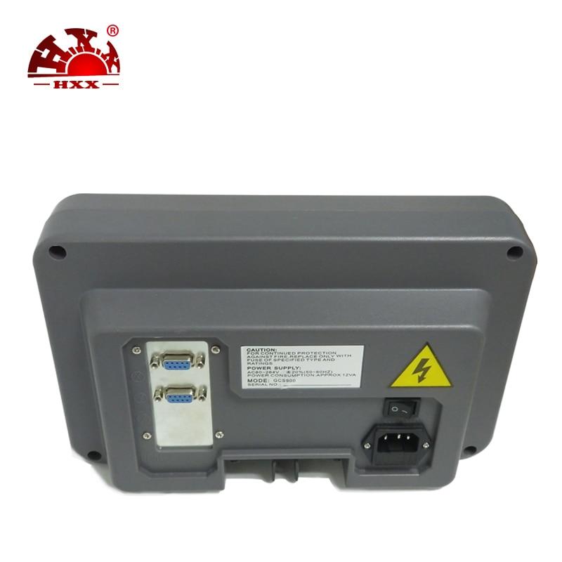 EDM-treipinkide jaoks kasutatavat HXX DRO 2-teljelist digitaalset - Mõõtevahendid - Foto 4