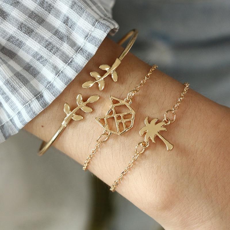 Jewelry Metal Bracelets 8