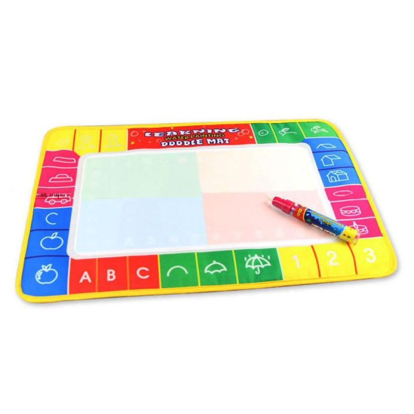 2016-New-29X19cm-Children-baby-toy-Water-Drawing-Painting-Writing-Mat-Board-Magic-Pen-Doodle-Toy-Gift-Learning-Drawing-Toys-1