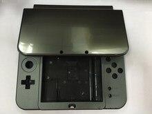 ใหม่จำกัดพลาสติกกรณีเปลือกสำหรับ 2015 New 3dsxl สำหรับ New 3DS XL สีเทา