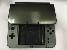 Original new limited plastic case housing shell for 2015 new 3dsxl for new 3ds xl grey